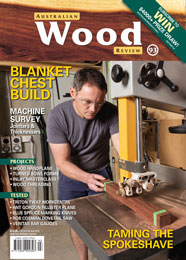 Australian Wood Review Cover
